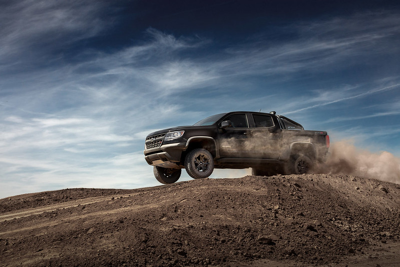 2019 Colorado ZR2